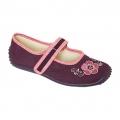 Текстильная обувь для девочки Marysia, Zetpol
