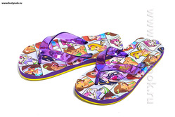 Пляжная обувь Винкс клуб